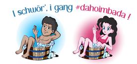 #dahoimbada